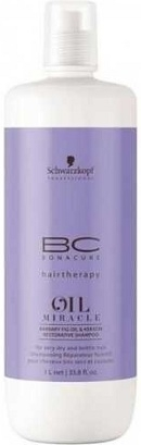 Oil Miracle Schwarzkopf Professional BC Bonacure Oil Miracle Barbary Fig Oil Shampoo 1000 ml