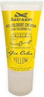 Hairgum Gel Fix Color yellow 30 g
