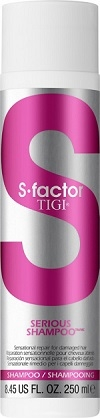 TIGI S-Factor Serious Shampoo 250 ml