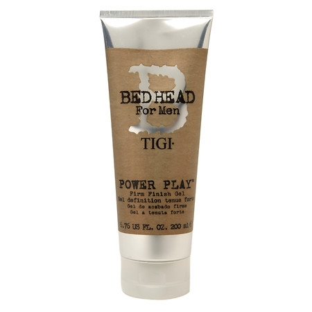 TIGI Bed Head For Men Power Play Firm Finishing Gel 200 ml
