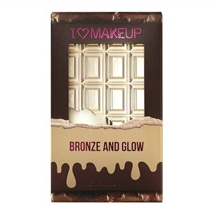 Makeup Revolution I Heart Revolution Bronze and Glow Powders 11 g