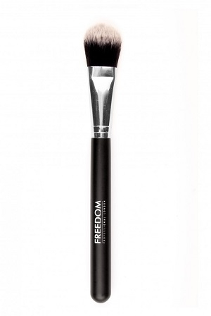 MAKEUP REVOLUTION Freedom Pro Artist Foundation Brush 1 ks