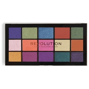 Makeup Revolution Eyeshadow Re-Loaded Passion For Colour Palette 16,5 g Kliknutím zobrazíte detail obrázku.