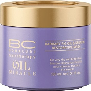 Oil Miracle Schwarzkopf Professional BC Bonacure Oil Miracle Barbary Fig Oil & Keratin Mask 150 ml
