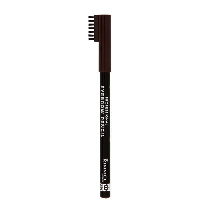 Obočí Rimmel Eyebrow Pencil 001 Dark Brown 1,4 g