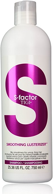 TIGI S-Factor Smoothing Lusterizer Shampoo 750 ml