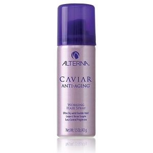 Laky na vlasy Alterna Caviar Style Working Hair Spray 50 ml