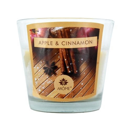 Arôme Apple & Cinnamon Candle 120 g