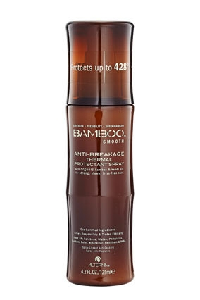 Barvené vlasy Alterna Bamboo Smooth Anti-Breakage Thermal Protectant 125 ml