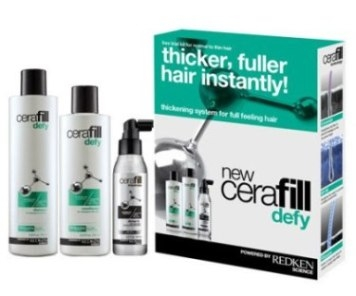 Redken Cerafill Defy Kit set
