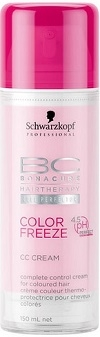 Schwarzkopf Professional BC Bonacure Color Freeze CC Cream 150 ml