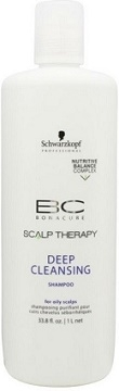 Schwarzkopf Professional BC Bonacure Scalp Therapy Deep Cleansing Shampoo 1000 ml