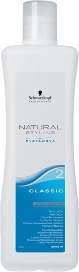 Schwarzkopf Professional Natural Styling Hydrowave Classic 2 trvalá ondulace 1000 ml