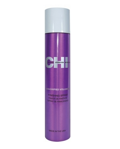 Magnified Volume Farouk Systems CHI Magnified Finishing Spray lak na vlasy 340 g