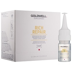 Goldwell Dualsenses Rich Repair Intensive Restoring Serum 12x18 ml