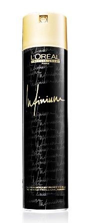 Infinium (laky) Loreal Professionnel Infinium New Black Soft 500 ml