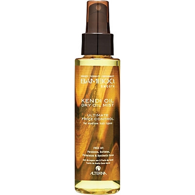 Barvené vlasy Alterna Bamboo Smooth Kendi Oil Dry Oil Mist 125 ml
