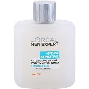 Loréal Paris Men Expert Hydra Sensitive After voda po holení 100 ml