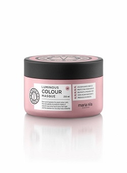 Péče Maria Nila Luminous Colour Masque 250 ml