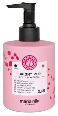 Maria Nila Colour Refresh Bright Red 0.66 maska s barevnými pigmenty 300 ml