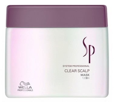 WELLA SYSTEM PROFESSIONAL Wella SP Clear Scalp Mask 400 ml