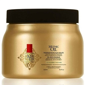 L´oréal Professionnel Mythic Oil Masque For Thick Hair 500 ml