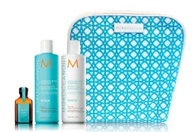 Morrocanoil Moisture Repair Care Set Shampoo 250 ml + Conditioner 250 ml + Treatment Light 25 ml