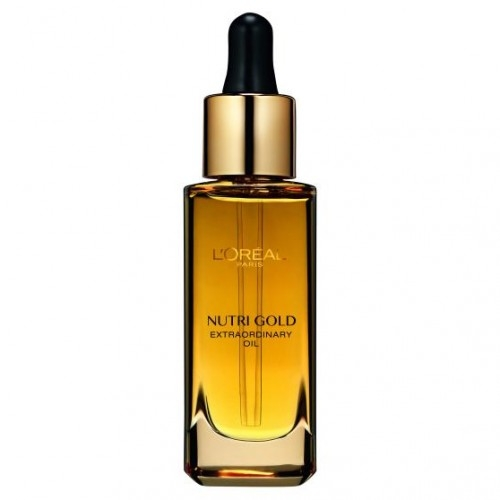 Loreal Paris Nutri-Gold Extraordinary Oil suchý pleťový olej 30 ml