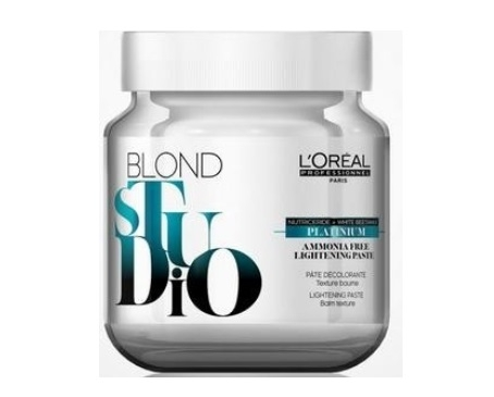 Loreal Professionnel Blond Studio Platinium bez amoniaku 500 ml