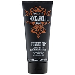 TIGI Bed Head Rockaholic Punked Up Strong Hold Gel 200 ml