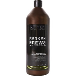 Brews Redken Brews Daily Shampoo 1000 ml