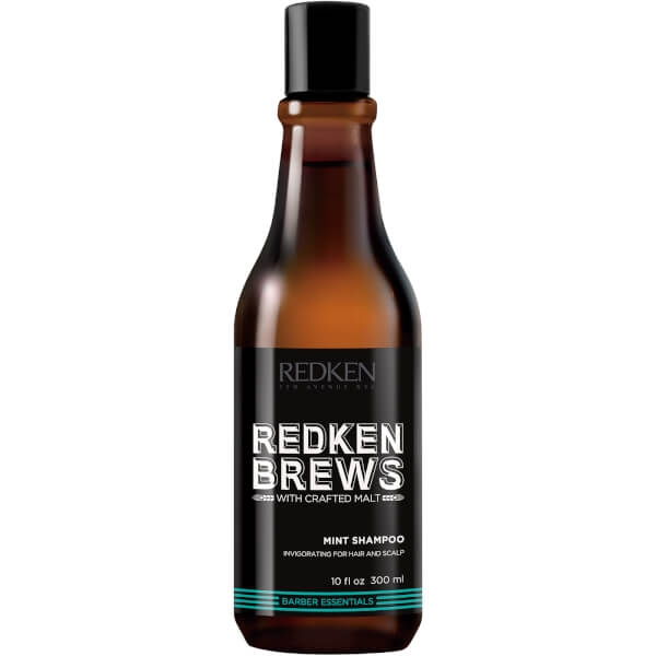 Brews Redken Brews Mint Shampoo 300 ml