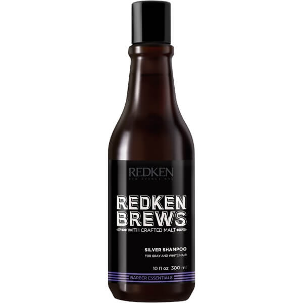 Brews Redken Brews Silver Shampoo 300 ml