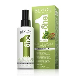 Revlon Uniq One Green Tea Scent Hair Treatment 150 ml