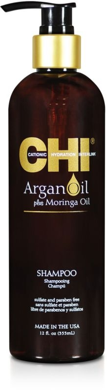 Farouk Systems Chi Argan Oil shampoo 355 ml