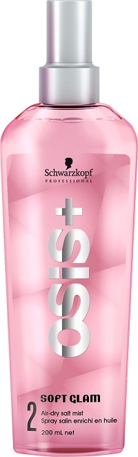Schwarzkopf Professional Osis+ Soft Glam Airy-dry Salt Mist 200 ml