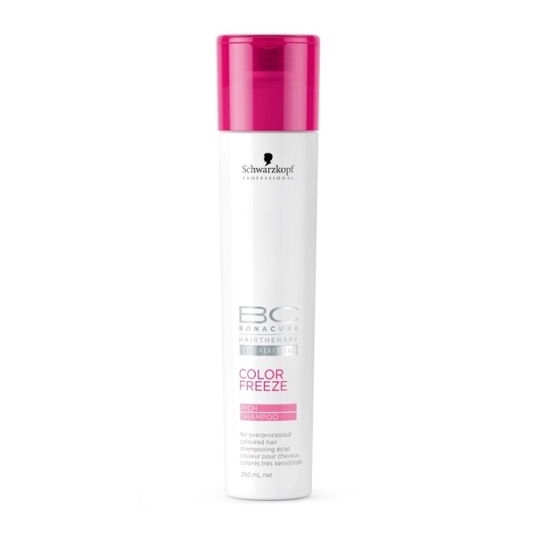Schwarzkopf Professional BC Bonacure Color Freeze Rich Shampoo 250 ml