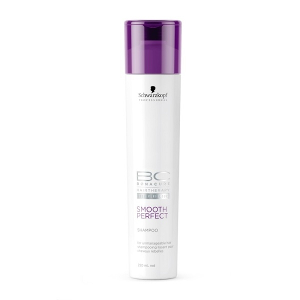 Smooth Perfect Schwarzkopf Professional BC Bonacure Smooth Perfect Shampoo 250 ml