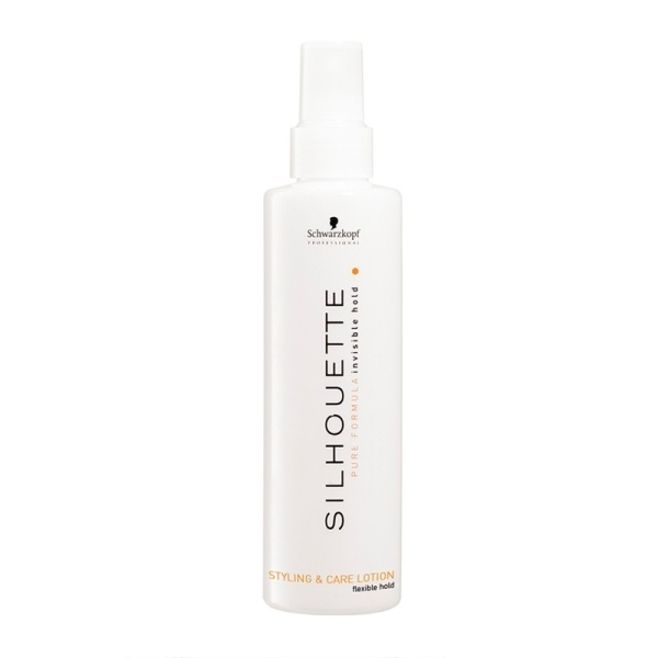 Silhouette Schwarzkopf Professional Silhouette Flexible Hold Styling & Care Lotion 200 ml