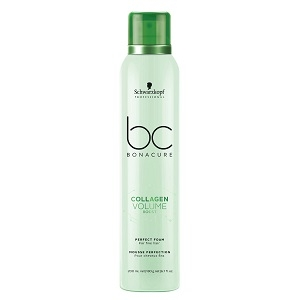 SCHWARZKOPF PROFESSIONAL Schwarzkopf Professional BC Bonacure Colagen Volume Boost Perfect Foam 200 ml