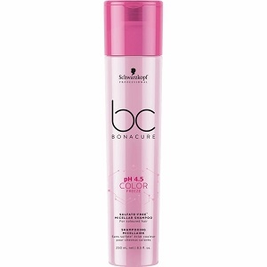 Schwarzkopf Professional BC Color Freeze Sulfate Free Micellar Shampoo 250 ml