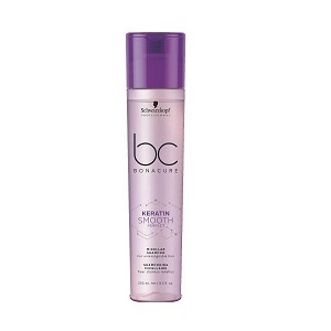 Smooth Perfect Schwarzkopf Professional BC Keratin Smooth Micellar Shampoo 250 ml