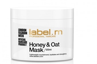 Label.m Honey & Oat Mask 120 ml