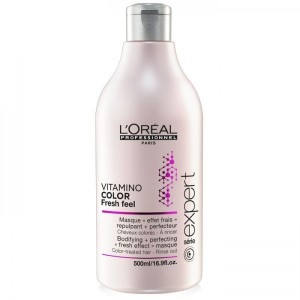 Loreal Professionnel Série Expert Vitamino Color AOX Fresh Feel maska 500 ml