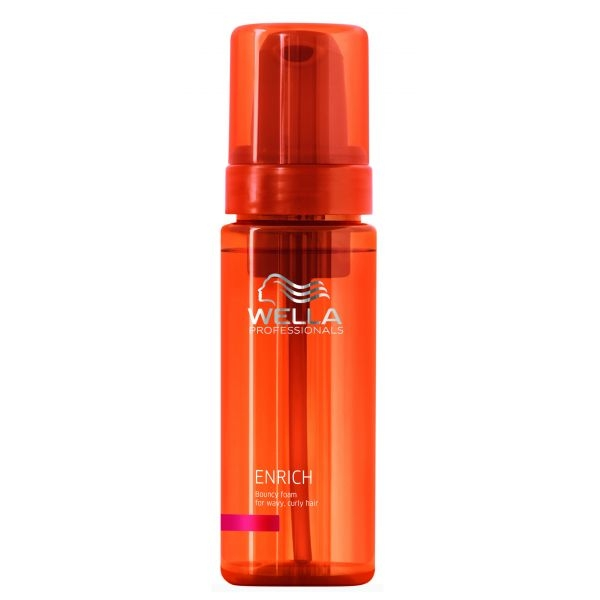 Wella Professionals Enrich Bounce Foam For Wavy, Curly Hair 150 ml