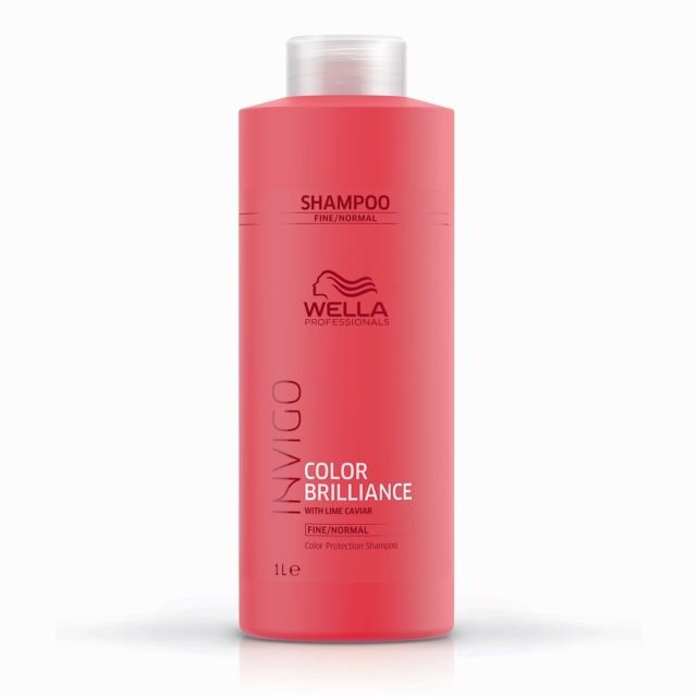 Wella Professionals Invigo Color Brilliance Fine/Normal Shampoo 1l