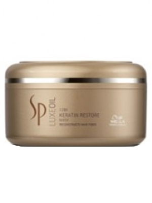 Luxe Oil Wella SP Luxe Oil Keratin Restore Mask 150 ml